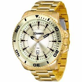 Promoção Relógio X Games Caixa Grande Xmgs1024 + Frete