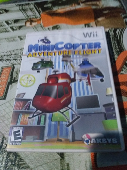 Minicopter Wii