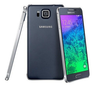 Samsung Galaxy Alpha G850 32gb, 12mp, 4g - Semi Novo