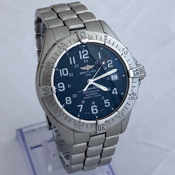 Breitling Superocean Professional A17345 Completo