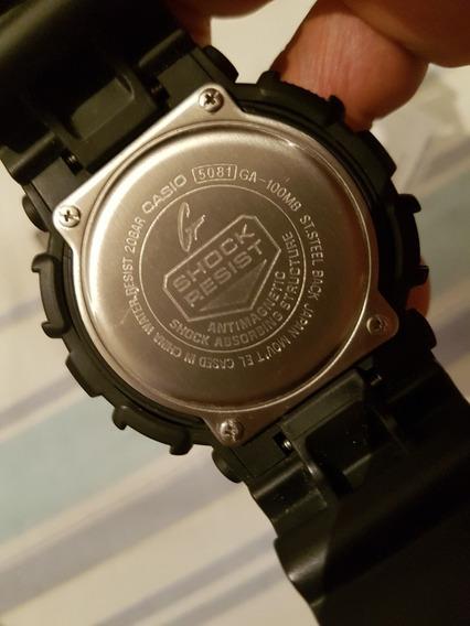 Relógio Casio Ga-100mb