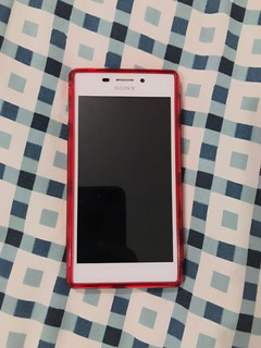 Vendo Teléfono Sony Xperia M2 Funcionando Bien