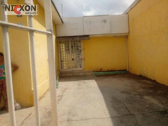 Casa Comercial Para Locação, Vila Galvão, Guarulhos. - Ca0228