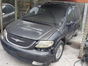 Chrysler Gran Caravan Ltd 2001 Sucata Para Retirada De Peças