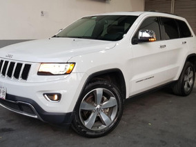 Jeep Grand Cherokee 5p Limited 4x2 L4/2.4 Aut