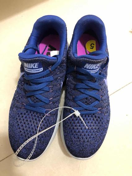 Tênis Nike Lunarlon Tamanho 33