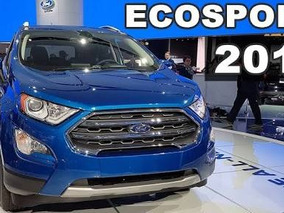 Ford New Ecosport Manual ( 2017/2018 ) Okm Por R$ 78.899,99