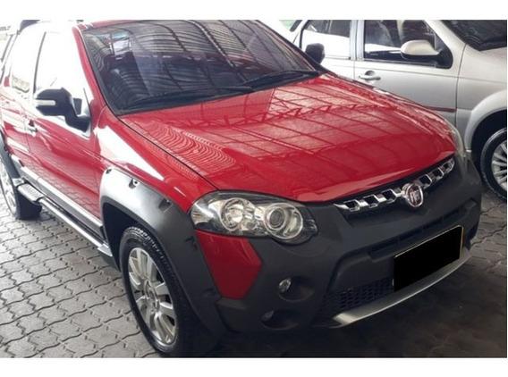 Fiat Strada Trekking 1.6 16v Flex Cabine Dupla 2015 {cod0022