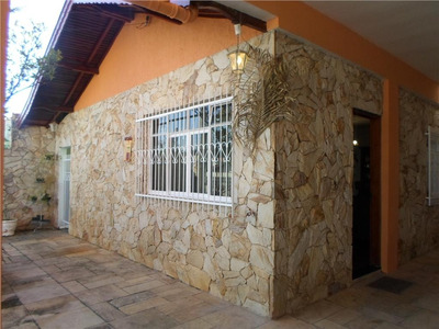 Casa Com 4 Dormitórios À Venda, 220 M² Por R$ 590.000 - Eloy Chaves - Jundiaí/sp - Ca0913