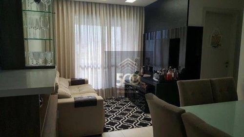 Imagem 1 de 20 de Apartamento Com 2 Dormitórios À Venda, 67 M² Por R$ 465.000,00 - Capoeiras - Florianópolis/sc - Ap2293