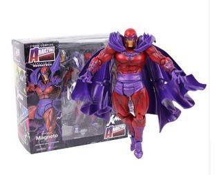 Figura Magneto Versiòn Revoltech Ko Envío Gratis