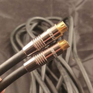 Cable Neotech S-video De 5mts Alta Calidad Bajo Ruido