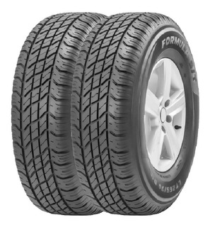 Combo X2 Neumaticos Formula S/t 265/70r16 110t Cuotas