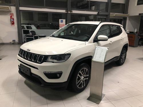 Jeep Compass Sport At6 En Stock Fisico Entrega Inmediata