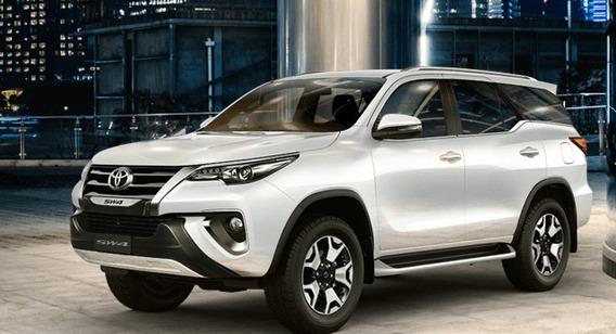 Toyota Hilux Sw4 2.8 Srx - 2020 - Blindado - 0 Km!