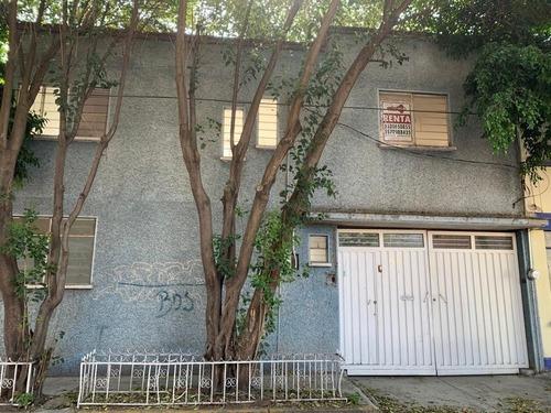 Casa En Renta Cerca De Metro Atlalilco