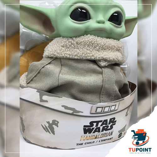 Muneco Yoda Star Wars The Child De 11 Pulgadas En Stock