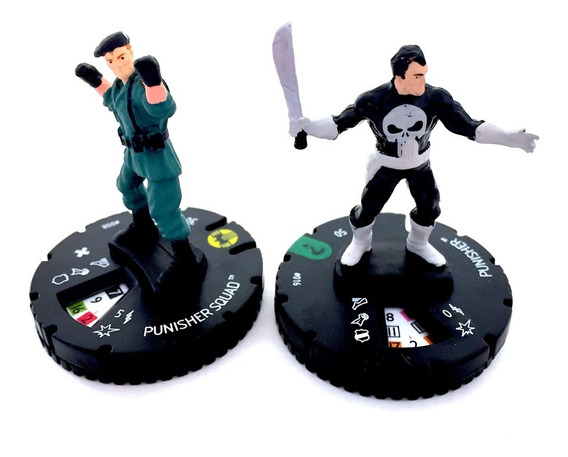 Wizkids Heroclix What If Set Punisher Y Punisher Squad Uc