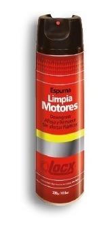 Espuma Limpia Motores Locx 410 Ml