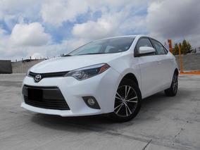 Toyota Corolla 1.8 Le At 2014 Blanco