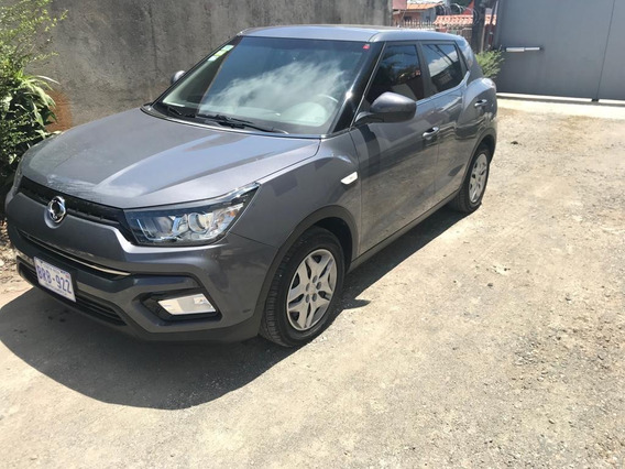 Ssangyong Tivoli 2019 Manual