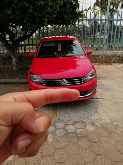 Volkswagen Vento 1.6 Confortline Mt 2016