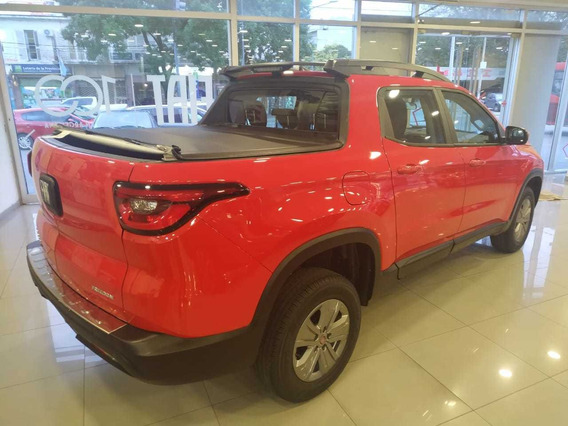 Fiat Toro 1.8 Freedom 4x2 At 2020 / 0km Financio 0kms
