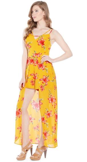 Vestido Guess Mujer Estampado Flores