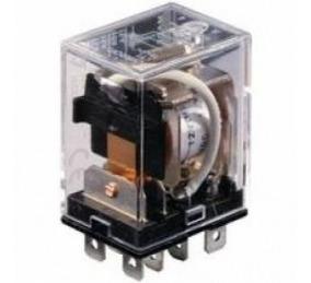Relé Eletromecânico 24v 2na + 2nf 10a Ly2n Dc24 Omron