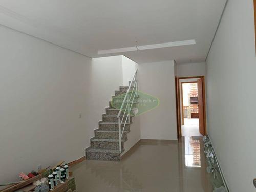 Casa Nova 3 Dormitórios À Venda,  - Interlagos - Jd..marajoara-sp - Ca0840