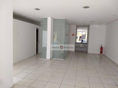 Sala Comercial Para Locação, Vila Adyana, São José Dos Campos. - Sa0163
