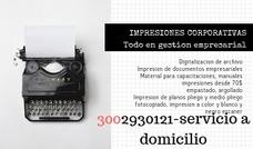 Impresiones Y Digitalizacion De Archivo