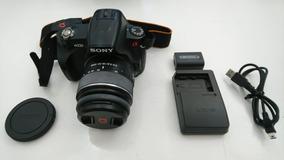 Kit Sony Alpha230 / Flashsony / Tripe &bolsa A/proposta