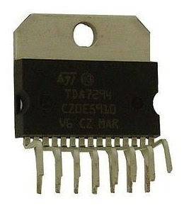 Tda7294 - Circuito Integrado 100% Original - Audioproject