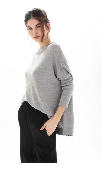 Sweater Paula Cahen D´anvers Maia Gris Beige