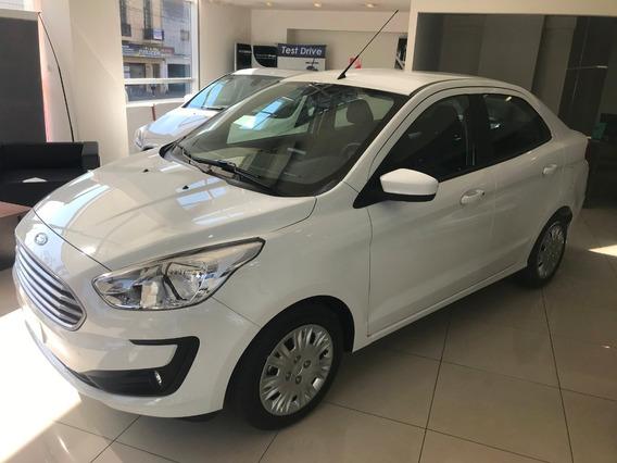 Ford Ka Se Caja At 4p Sedan 0 Km 2020 El Mejor Precio (s)