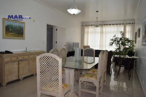 Imagem 1 de 15 de Apartamento Residencial À Venda, Centro, Guarujá - . - Ap11070