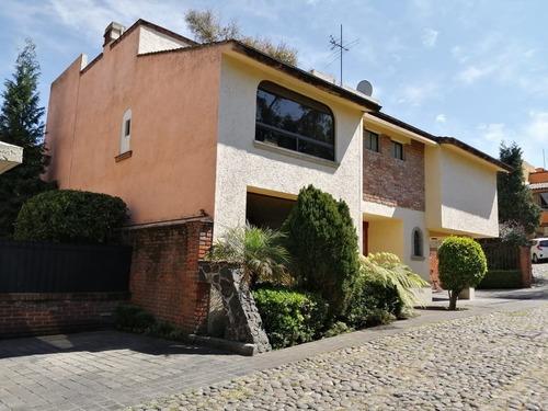 Majestuosa Residencia En Venta, San Jerónimo Lídice (v)