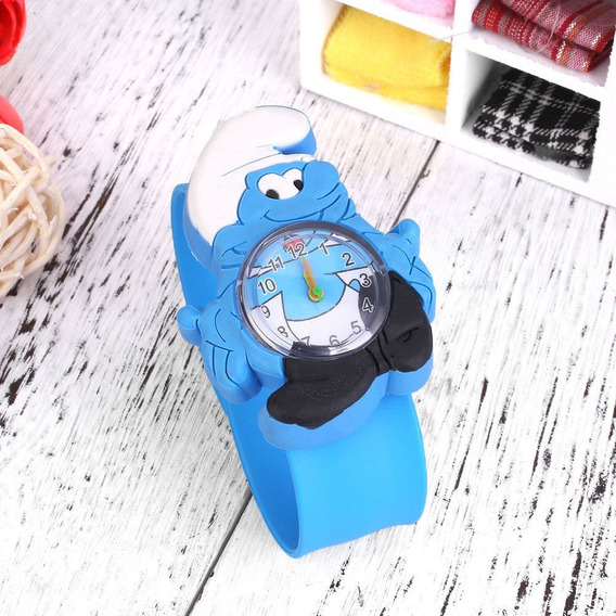Relógio De Pulso Menino Menina Criança Infantil 121