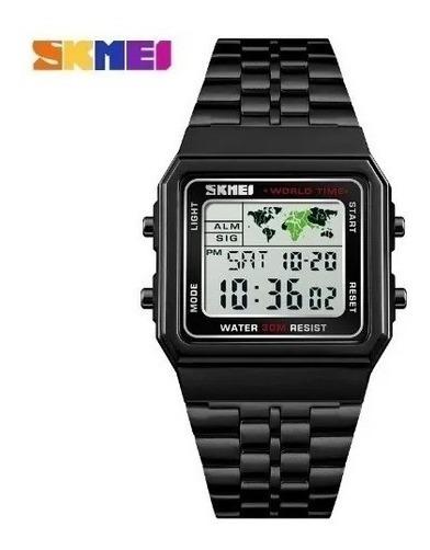 Relógio Skimei Word Time Digital Preço Promocional