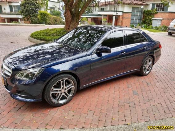 Mercedes Benz Clase E 200 Cgi