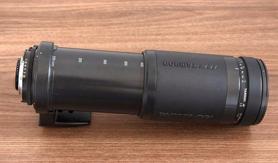 Super-teleobjetiva Tamron Zoom 200-400mm 5.6 Af Ld