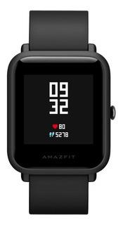 Original Relógio Amazfit Bip A1608 + Frete Grátis - Preto