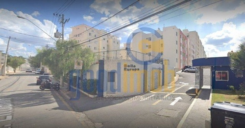 Apartamento Com 2 Dormitórios - Aluguel Semi Mobiliado- Jardim Guadalajara - Ap0344