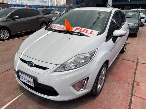 Ford Fiesta Kinetic 1.6 2013