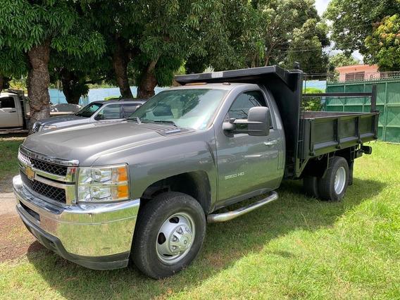Camión Chevrolet Silverado 3500 4x4