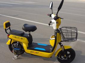 Ebike Motoneta Motocicleta Electrica Golovolt