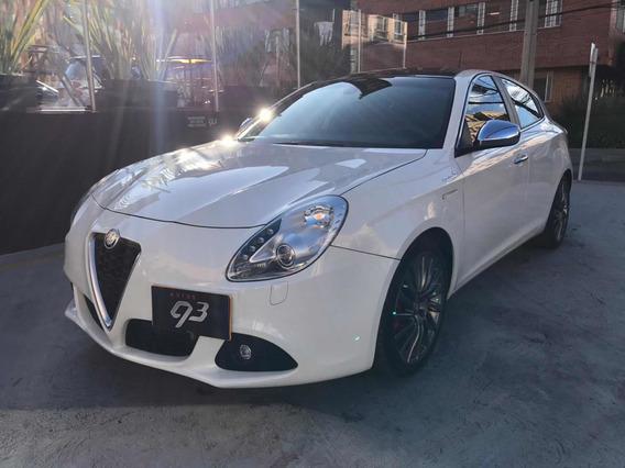 Alfa Romeo Giulietta 1400 Turbo