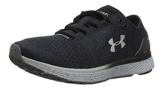 Tenis Under Armour Charged Bandit 3 Negro 17 Us
