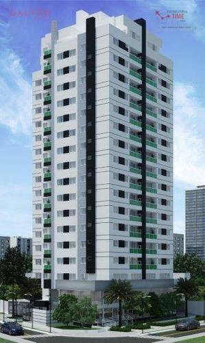 Apartamento À Venda, 75 M² Por R$ 430.000,00 - Capão Raso - Curitiba/pr - Ap0761